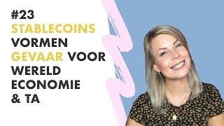 💥 Stablecoin gevaar voor Wereldeconomie & Technische Analyse   #22 Madelon Praat   Misss Bitcoin