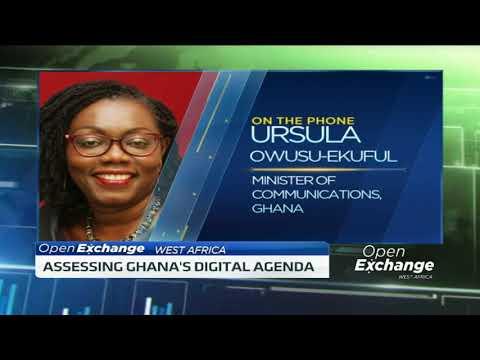 Assessing Ghana's digital agenda