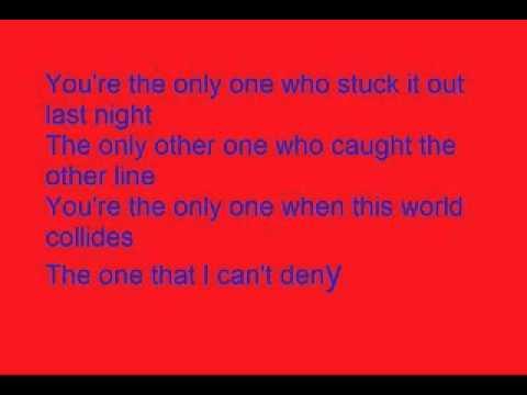 Undeniable-Mat Kearney Lyrics