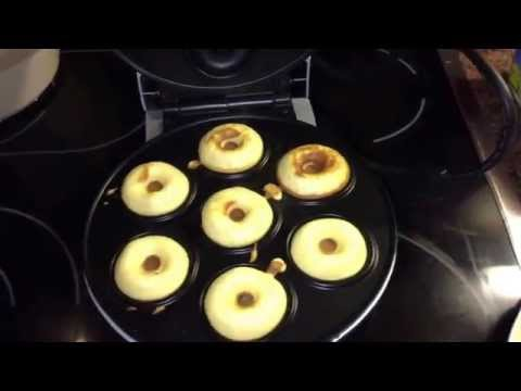 Donut Grund Rezept Donut Maker