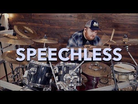 Speechless - Dan + Shay    MeDrumNow