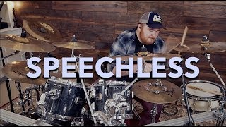 Speechless - Dan + Shay || MeDrumNow Video