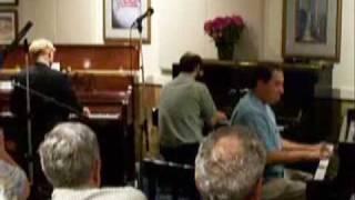 "Scott Joplin - Peacherine Rag - ""3 Pianos on Fire"""