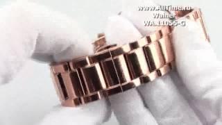 Обзор. Женские наручные часы Wainer WA.11055-G