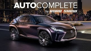 AutoComplete: Lexus gets green light for production UX concept