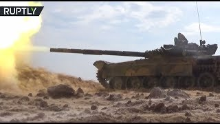Fighting between Syrian army and militants continues in northern Hama