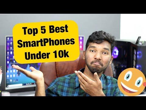 Top 5 Best SmartPhones Under  ₹10,000 🔥🔥 In 2020