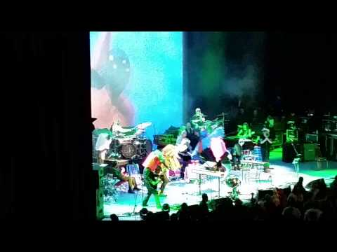 Green Jelly w/ Maynard J. Keenan & Danny Carey - Three Little Pigs (Live at Cinquanta 5-11-2014)