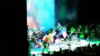 Green Jelly w/ Maynard J. Keenan & Danny Carey - Three Little Pigs (Live at Cinquanta 5-11-2014)