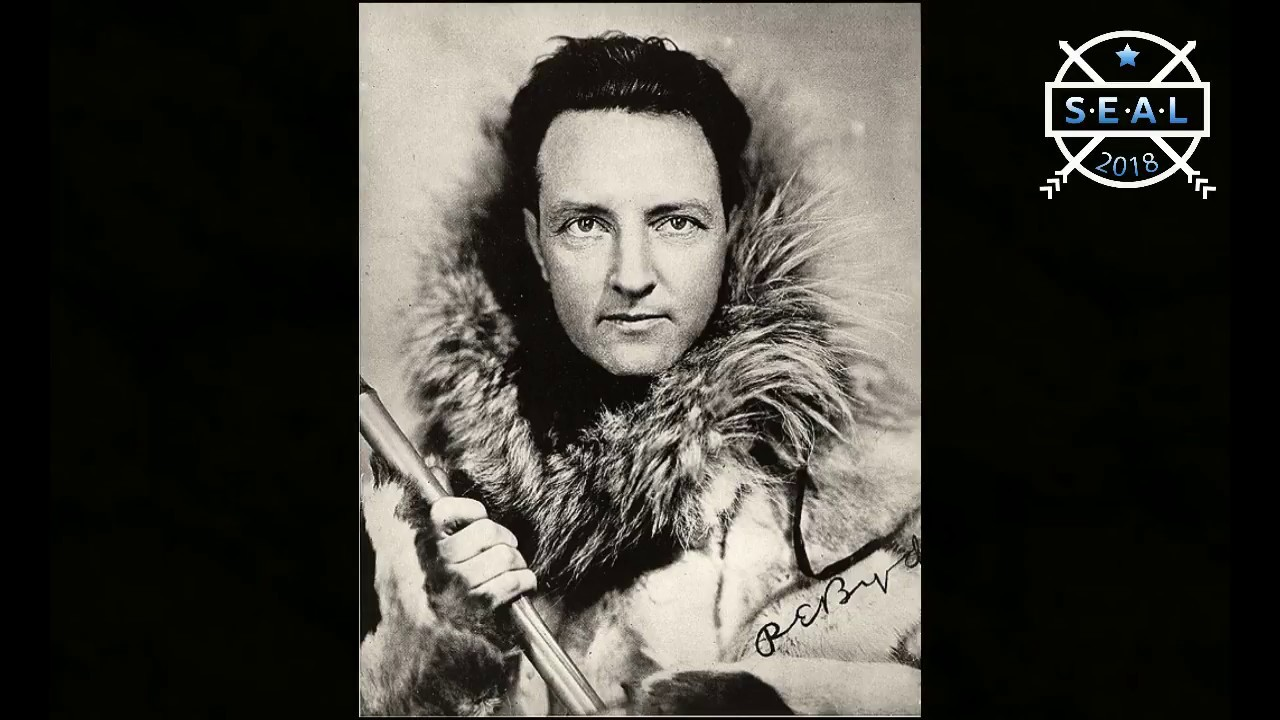 "Admiral Byrd's North Pole Flight to ""Agartha"" (diary audiobook) ""The More you Kn"