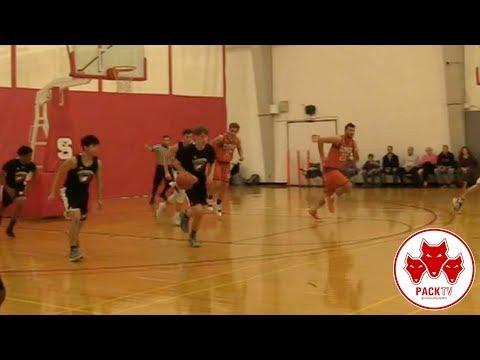 Men's Club Basketball VS Clemson (October 27th, 2018)