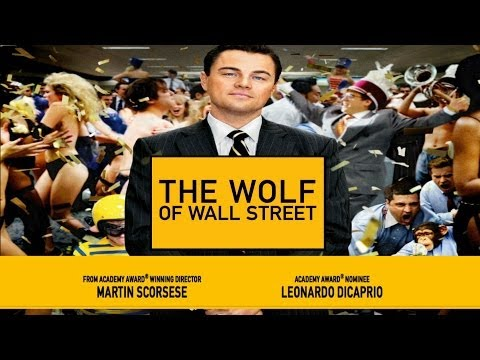 The Wolf Of Wall Street - Trailer Mix
