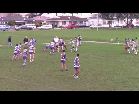 Tukapa vs Clifton Round 13 Taranaki Club Rugby 2017
