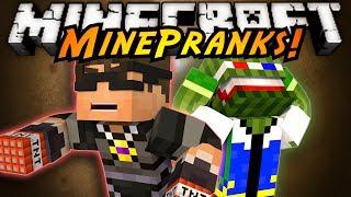 Minecraft MinePranks : PRANKING BASHURVERSE! thumbnail