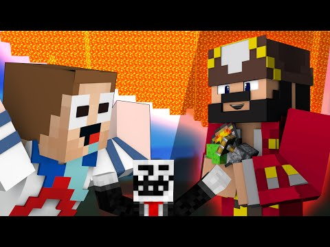 WEIRD KID YOUTUBE IMPOSTER TROLLED ON MINECRAFT (Minecraft Trolling)
