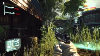 Crysis 3-HD 20:3 Gameplay Maximum Nanosuit