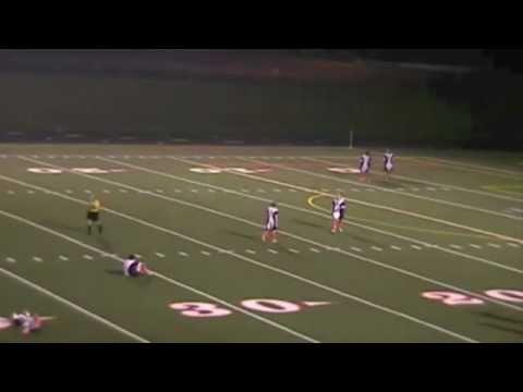 South Christian High School Soccer Goal