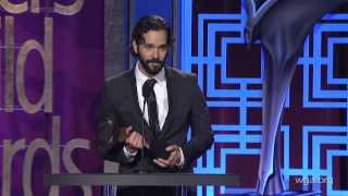 The Last of Us wins the 2014 Writers Guild Award for Videogame Writing
