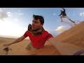 Morocco Road Trip in 4K - Straight into the Sahara Desert (Merzouga)