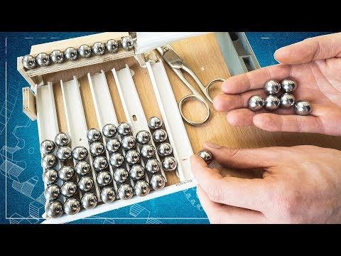 Divide by 8 Marble Divider - Marble Machine X #28