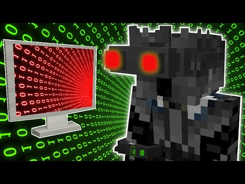 Minecraft: THE X-RAY VISION GADGET - THE HEIST - Custom Map [3]