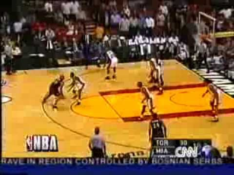 NBA highlights 2001/2002 CNN vol.1