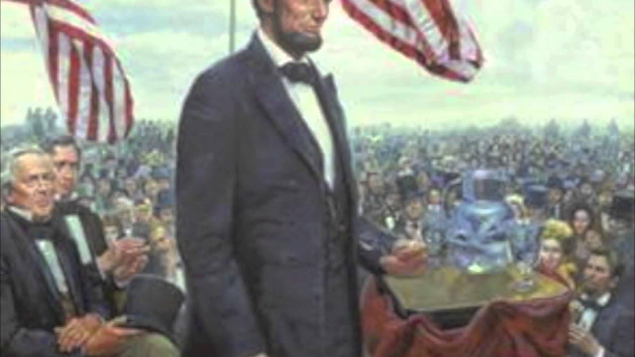 president lincolns speech - 600×315