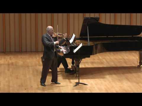 Arno Babajanian (1921-1983) - Violin Sonata (1959)