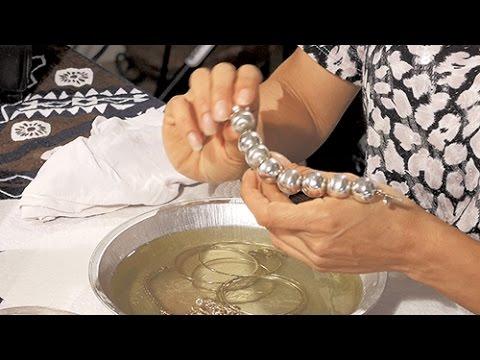 907064205435 Manera fácil y barata de limpiar la plata