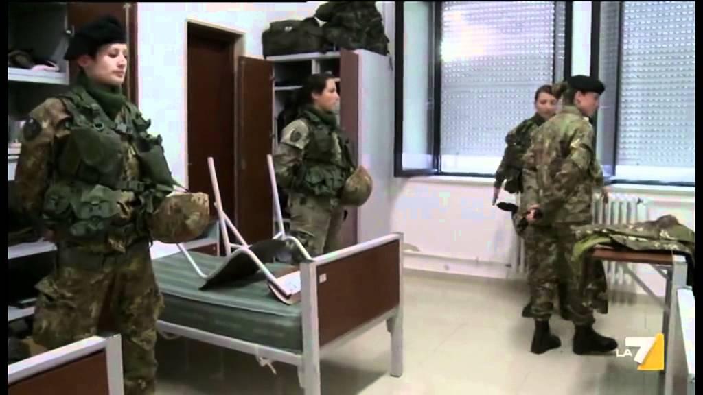 Le Vite Degli Altri La Vita Di Una Donna Soldato Youtube