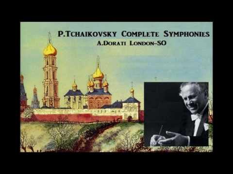P.Tchaikovsky Complete Symphonies [ A.Dorati London-SO ] (1960~65)