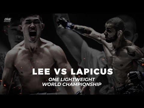Christian Lee vs. Iuri Lapicus | Greatest Hits In ONE Championship
