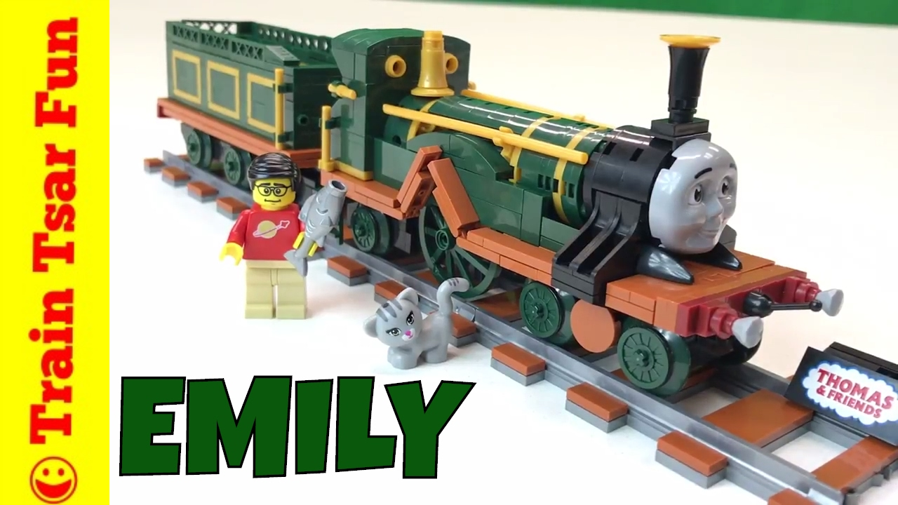 Brick Rigs Steam Train - YouTube