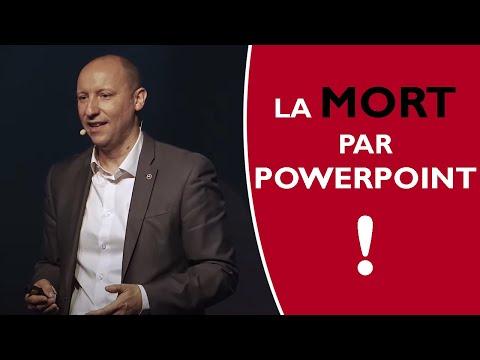 Conférence Communication : La Mort Par PowerPoint !