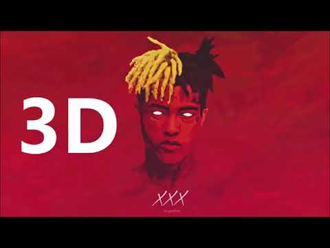 XXXTENTACION 3D AUDIO  SAD! WEAR HEADPHONES