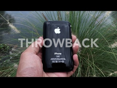 "Apple iPhone 3GS Throwback: The First ""S"""