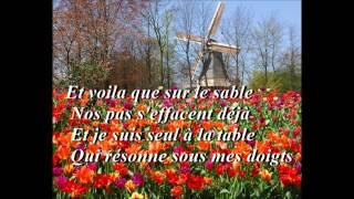 Karaoké Les moulins de mon coeur Frida Boccara