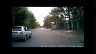 видео GPS-навигатор Texet TN-521HD DVR