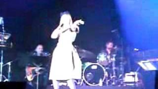 Clare Grogan Here And Now Tour 2009 Echo Arena