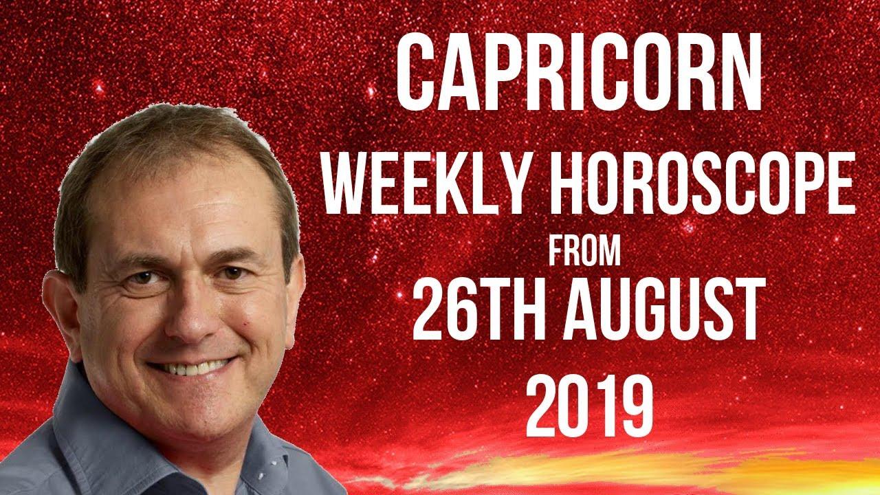 capricorn weekly 20 to 26 horoscope tarot