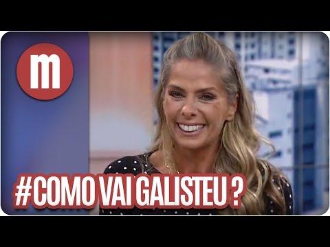 Mulheres - Entrevista com Adriane Galisteu (04/05/16)