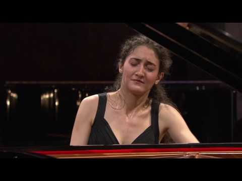 Hélène Tysman – Prelude in B minor, Op. 28 No. 6 (second stage, 2010)