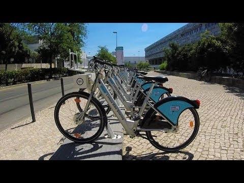 Lisboa Bike Sharing