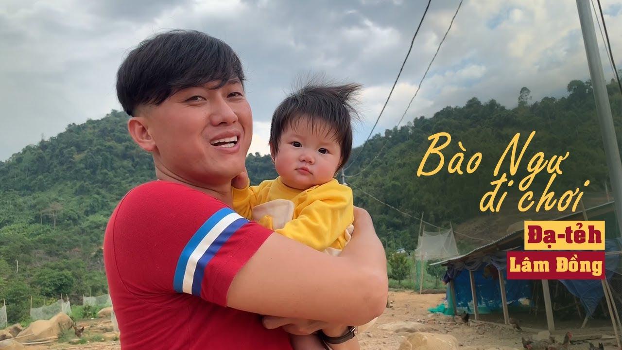 Ba Vi Cá cho Bào Ngư đi chơi Đạ Tẻh - Lâm Đồng sau khi được hết ...