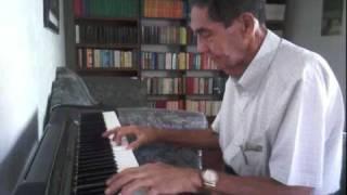 Crepúsculo Coriano autor Rafael Sánchez López pianista Victor Torre Lovera. Venezuela