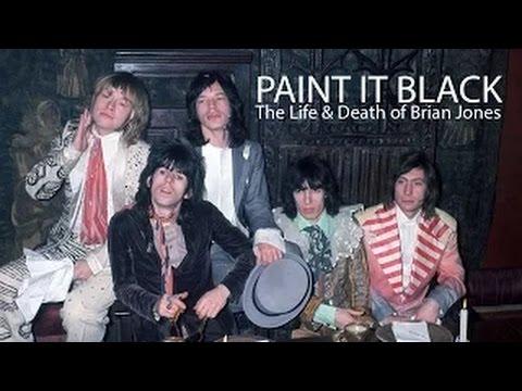 Bildergebnis für fotos von paint it black mit brian jones