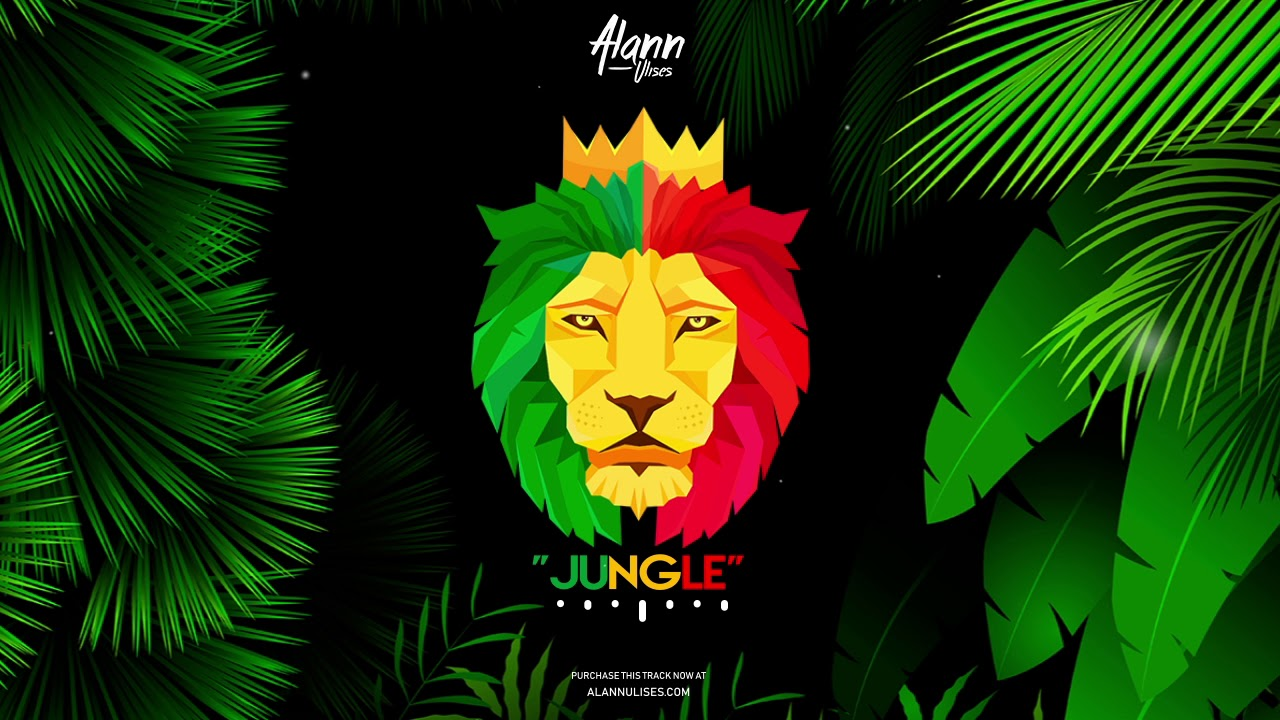 JUNGLE Riddim (Reggae Roots Beat Instrumental) (Melodica