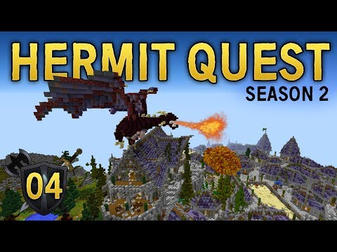 Hermit Quest 04 | TAKING ON THE GUARDS! 💂 | Hermit Wars Season 2