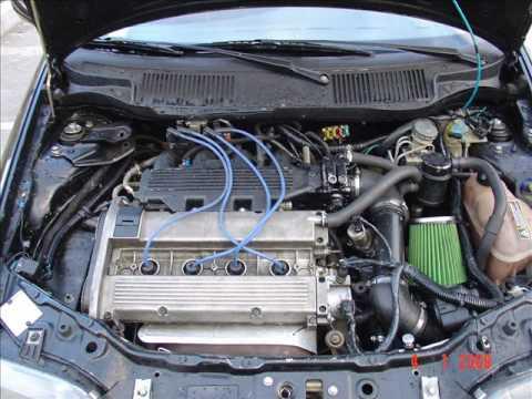Robert Fiat Punto Gt 2 0 16v Turbo Iv 2009 Youtube