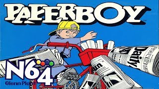 Paperboy - Nintendo 64 Review - HD